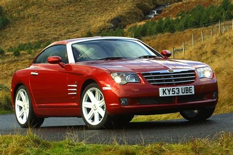Crossfire Chrysler Price by Chrysler Crossfire Coup 233 From 2003 Used Prices Parkers