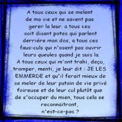 Marre De Ma Vie by J En N Ai Marre K On Se Mele De Ma Vie Blog De