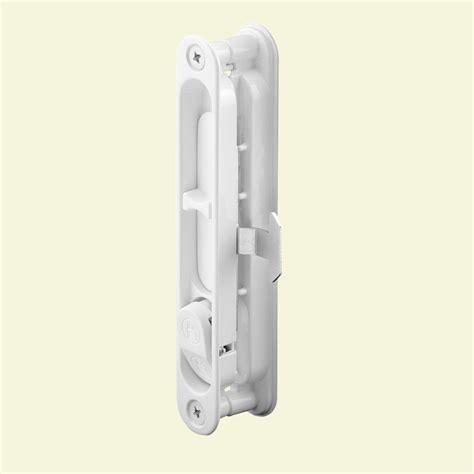 screen door handle home depot prime line white sliding screen door latch a 222 the
