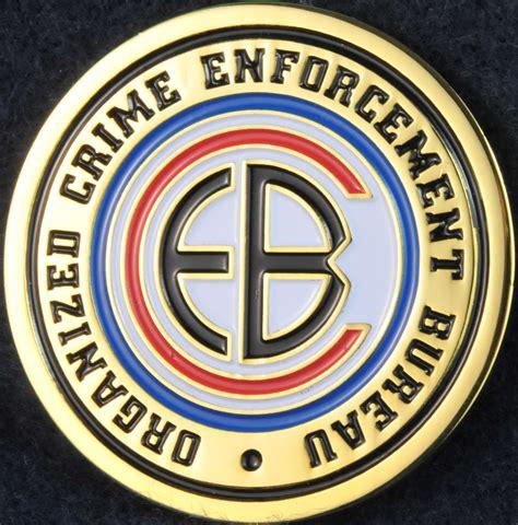 crime bureau ontario organized crime enforcement bureau challengecoins ca