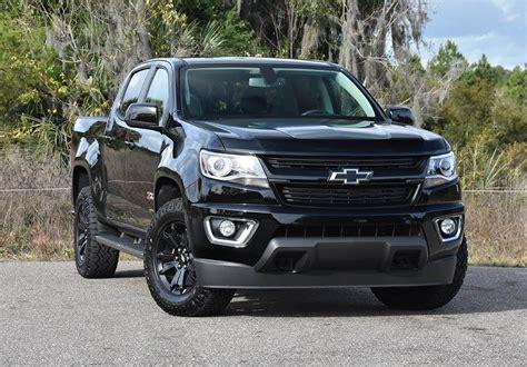 Chevrolet Colorado 2019 by 2019 Chevrolet Colorado 4wd Z71 Crew Cab Review Test Drive