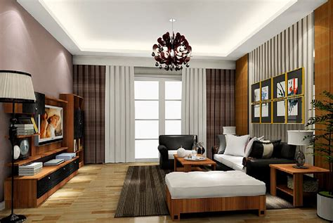 Contemporary Style : D Design Modern Style Living Room South Korea House