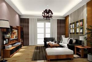 D design modern style living room south korea house for Modern style living room