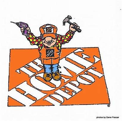 Depot Clip Homer Clipart Poe