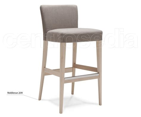 Sgabelli Legno Design by Noblesse Sgabello Legno Imbottito Sgabelli Design Legno