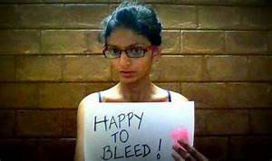 Happy to Bleed campaign launched to protest Sabrimala ...