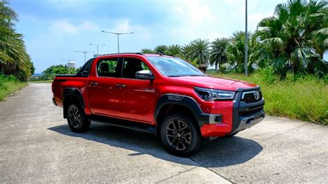 Learn more about our 4 wheel drive pickup truck here! 2020 Toyota Hilux: Facelift, Specs, Price, Features, Launch