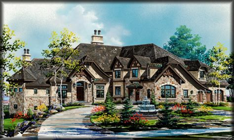 story luxury homes design plans beautiful  story homes