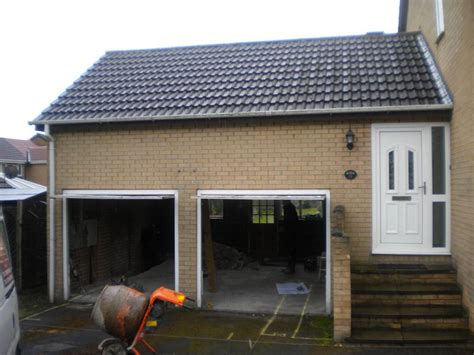 extending house into garage go green with your garage extension