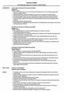Communication Specialist Resume Contract Manufacturing Resume Samples Velvet Jobs