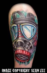 gas mask tattoo flash image search results