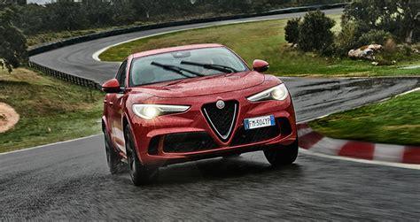Off Road Auftakt Alfa Romeo Quadrifoglio