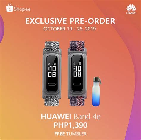 huawei band   gt     pre order