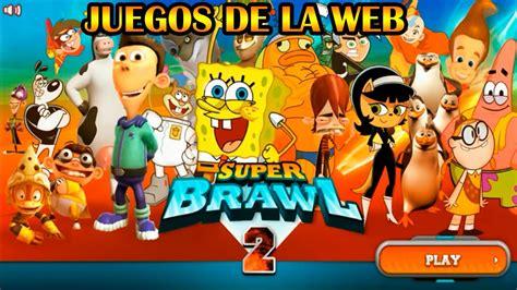 Ve a buscar un amigo y sumérjanse en esta variedad de divertidos y adictivos juegos para 2 jugadores. SUPER BRAWL 2 - JUEGOS DE LA WEB - Gameplay Español - YouTube
