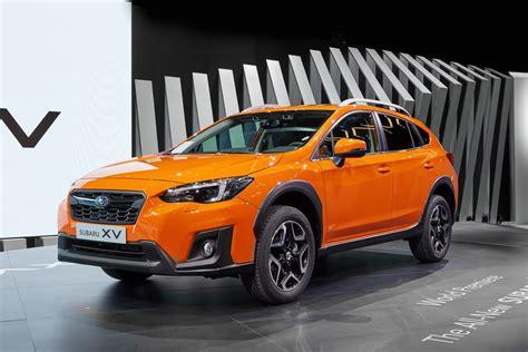 2018 Subaru Xv Is Here With Familiar Looks, New Platform