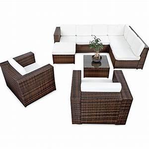 Gartenmöbel Lounge Set Günstig : xinro xxxl 25tlg polyrattan gartenm bel lounge m bel g nstig 2x 1er lounge sessel ~ Watch28wear.com Haus und Dekorationen