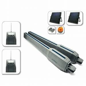 Portail Electrique Solaire : avidsen psf 110 motorisation pour portail solaire ~ Edinachiropracticcenter.com Idées de Décoration
