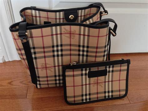 Burberry Replica Handbag/tote Review (hint