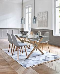 awesome decoration salle a manger gallery lalawgroupus With deco cuisine avec chaise scandinave salle a manger