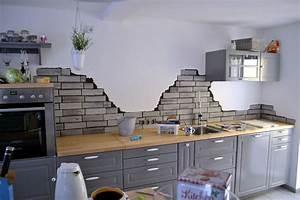 Küchenrückwand Ideen Günstig : k che individuell gestalten latribuna ~ Buech-reservation.com Haus und Dekorationen