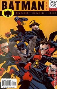 Batman (1940) comic books