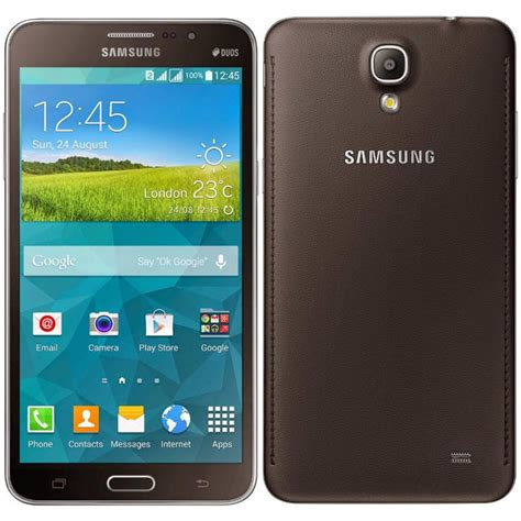 mega 2 phone samsung galaxy mega 2 sm g750a 16gb android 4g lte phable