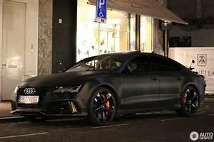 Audi RS7 Sportback - 22 stycze 2017 - Autogespot