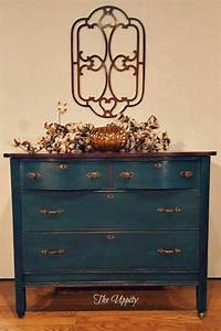 introducing dakota dresser painted in a mix of aubusson With furniture wax home hardware