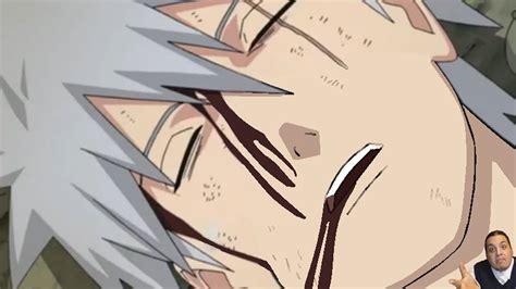 kakashi   unmasked  naruto pt  masashi