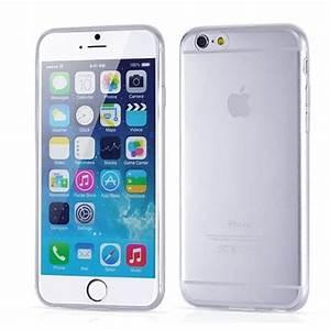 Coque Transparente Iphone 6 : coque iphone 6 plus transparente silicone r sistant pas cher ~ Teatrodelosmanantiales.com Idées de Décoration