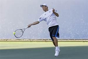 Men's tennis continues fall tournament season   Daily Bruin