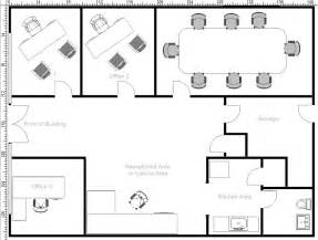 Office Space Design Layout