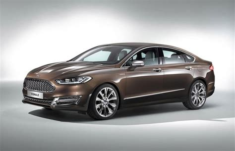 ford mondeo vignale  release car review