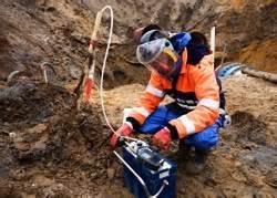 soil  groundwater sampling  characterization