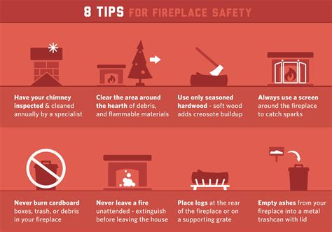 Electric Fireplace Safety Tips From an Expert