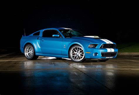 2013 Ford Shelby Gt500 Mustang