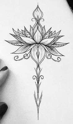 Lotus Flower Mandala - Drawn By Me #lotus #flower #lotusflower #flowermandala #drawings #art