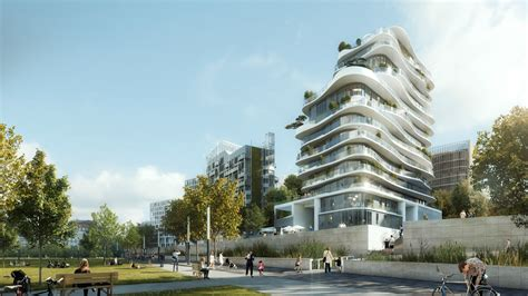 unic mad architects  residential project  europe
