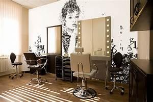 Décoration De Salon : comment refaire la d co de son salon de coiffure ~ Nature-et-papiers.com Idées de Décoration