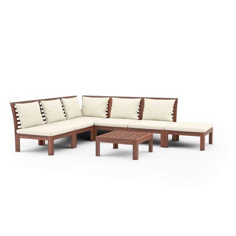 Ikea Sofa Sets by Free 3d Models Ikea Applaro Outdoor Furniture Series