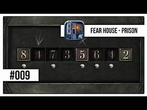 Fear house - prison 009 Koffer code - YouTube