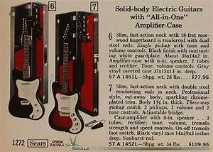 Silvertone World - Electric Guitars - 1960s