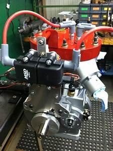 Custom Kohler Pulling Engine