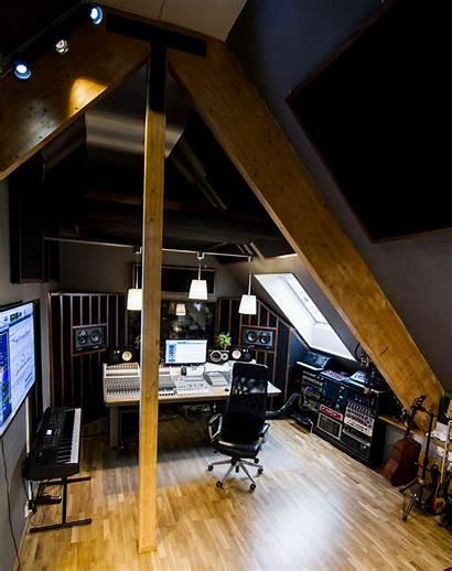 Studio Recording Control Tune Park Bands Recorded