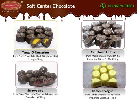 types of chocolate different types of chocolates