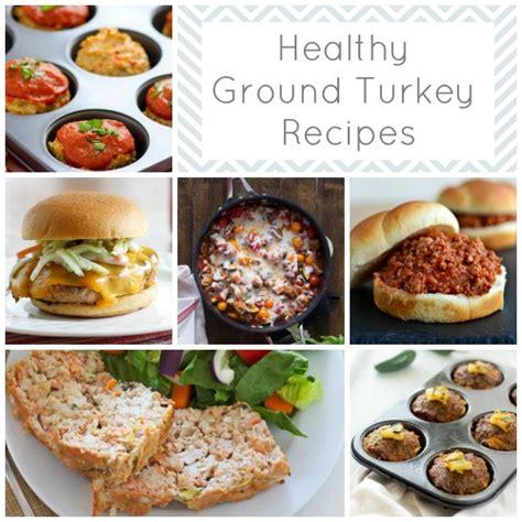 healthy ground turkey recipes  tempt