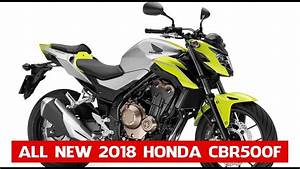 Honda Cb500f 2018 : new 2018 honda cb500f 2018 honda cb500f launched in malaysia at rm 31 363 youtube ~ Voncanada.com Idées de Décoration