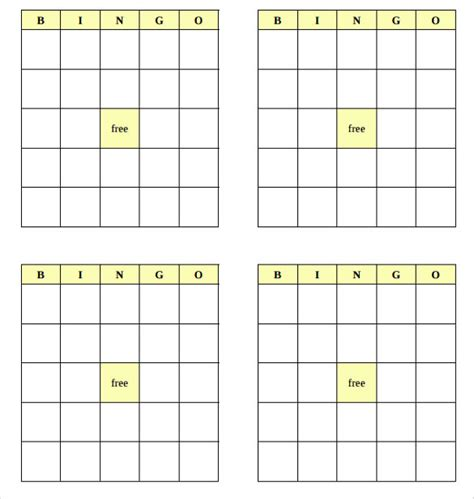search results  blank bingo cards template calendar