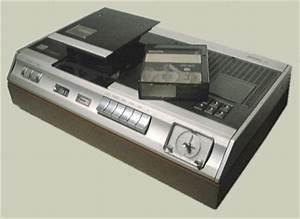 growabrain: First VCR