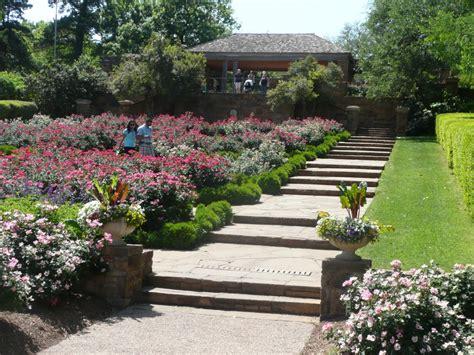 abilene day trips fort worth botanic gardens photos